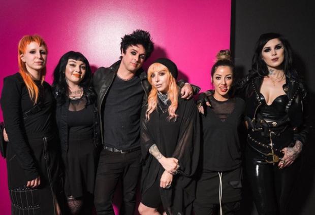 Kat Von D Green Day.png